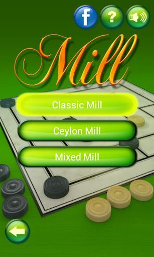 Mill - screenshot