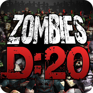 Cover art Zombies Dead in 20