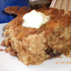 Coffee Cake-Over Night