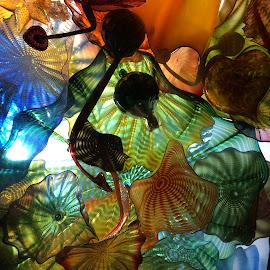 Blown Glass by Jillian Riegert - Artistic Objects Glass