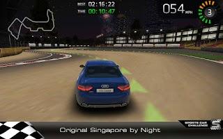 Screenshot of Sports Car Challenge