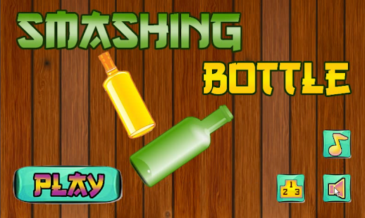 Smashing Bottle : Kill Time - screenshot