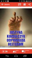 Screenshot of Fabryka Memów