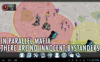 Screenshot of Parallel Mafia MMORPG