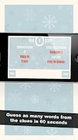 Screenshot of Holiday Charades!