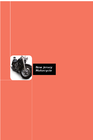 New Jersey Motorcycle Manual