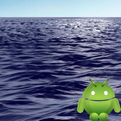 海洋三維仿真 LOGO-APP點子