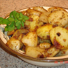 Skillet-Browned Potatoes
