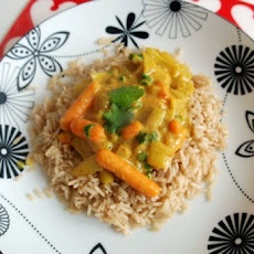 Thai Yellow Curry - Vegan