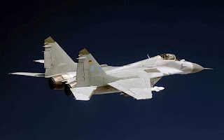 Screenshot of MiG-29 Fulcrum FREE