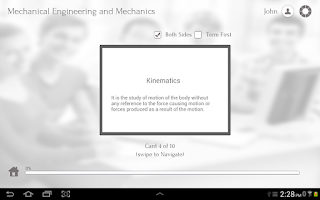 Screenshot of Learn Mechanical Engineering