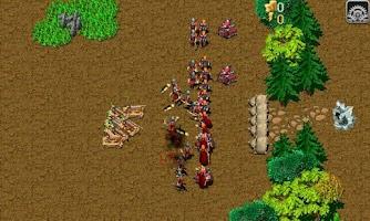 Screenshot of Domination lite RTS