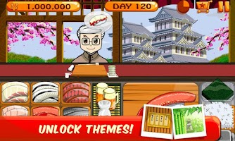 Screenshot of SushiFriends - Fun Sushi Maker