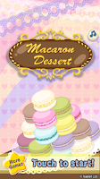 Screenshot of Macaron Dessert
