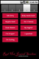 Screenshot of Betty Grovenstein Soundboard