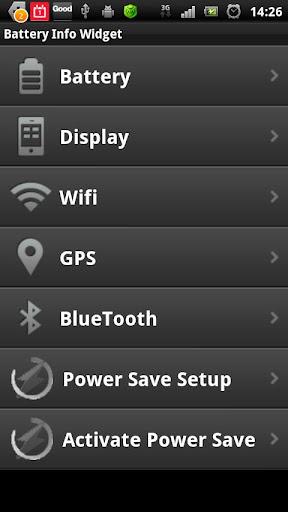 【免費工具App】Battery Info Widget-APP點子