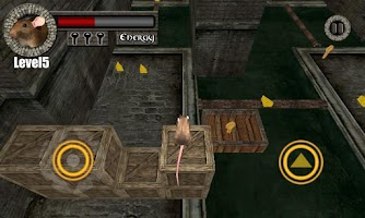 Screenshot of Sewer Rat Run! 3D