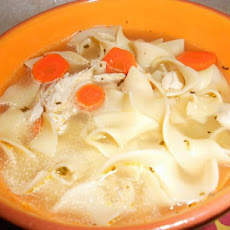 Linda's Chicken Noodle Soup