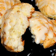 Pineapple Scones
