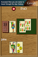 Screenshot of Cards Briscola