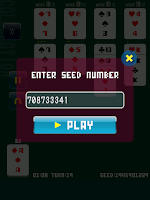 Screenshot of Solitaire Calculation