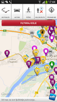 Screenshot of Turisticki Vodic sa mapama