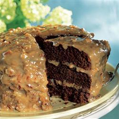 German Chocolate Cake Icing