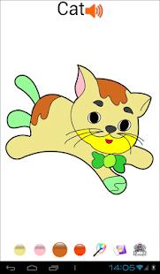Animals - Coloring Pages- screenshot thumbnail
