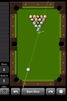 Screenshot of Touch Pool 2D Lite