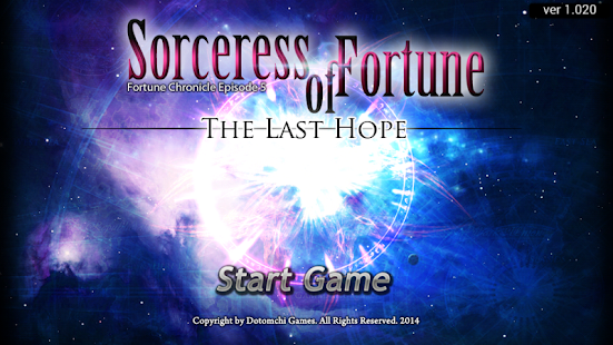 Sorceress of Fortune - screenshot