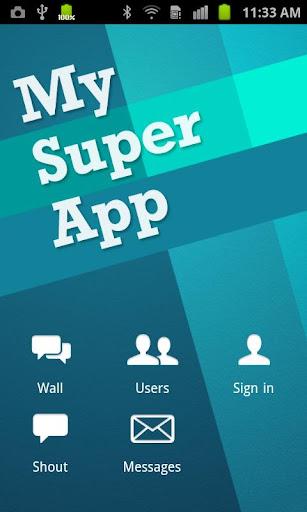 Laxman's app