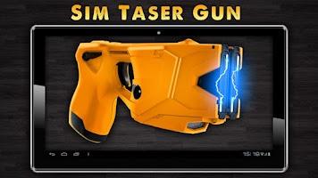 Screenshot of Simulator Taser Gun