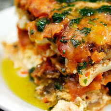 Fall Vegetable Lasagna