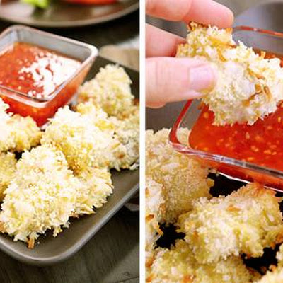 Coconut-Chicken Panko Bites