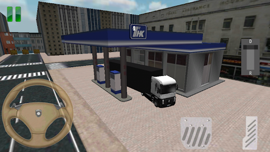 Truck Simulator 3D APK for Blackberry