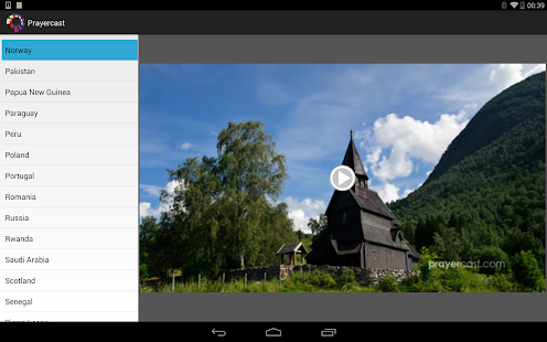 Prayercast - screenshot