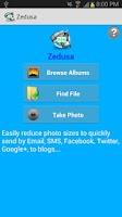 Screenshot of ZedusaLITE Photo Image Resizer