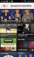 Screenshot of Daily News Mobile
