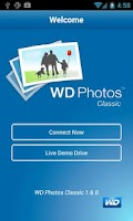Screenshot of WD Photos Classic