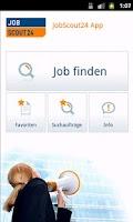 Screenshot of JobScout24 - Jobsuche