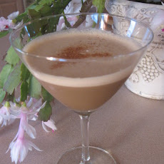 Kahlua Gingerbread Woman Cocktail