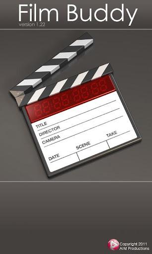 Film Buddy Pro slate board
