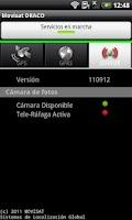 Screenshot of MOVISAT Draco