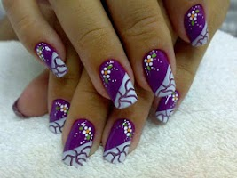 Screenshot of Nails Design HD