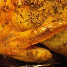 Herb Roasted Cornish Game Hens