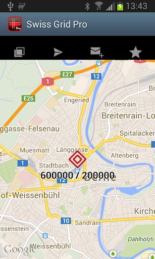 SwissGrid Pro - screenshot