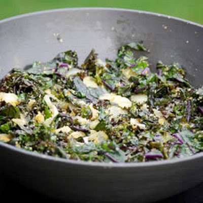Stir Fried Kale