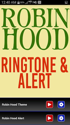 Robin Hood Whistle Ringtone - screenshot