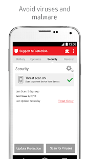 Verizon Support & Protection
