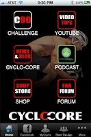Screenshot of iCyclo